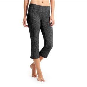 Athlete Capri Cropped Yoga Pants Size Medium